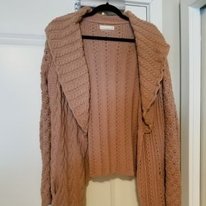 Odd Molly hand knit sweater